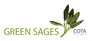 COTA Green Sages Logo