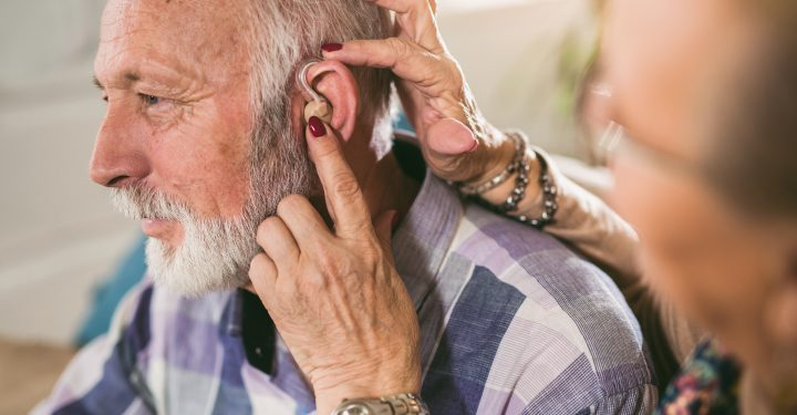 Hearing Loss & Ageing Well preview image