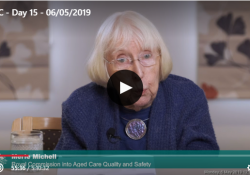 Merle shares insights from the inside with Royal Commission into Aged Care preview image