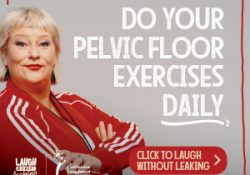 Laugh without leaking for World Continence Week preview image