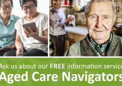 Finding your way to aged care services preview image