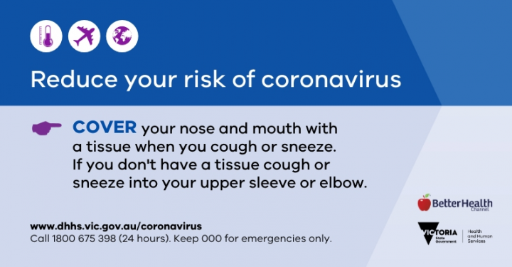 Staying up to date on Coronavirus preview image