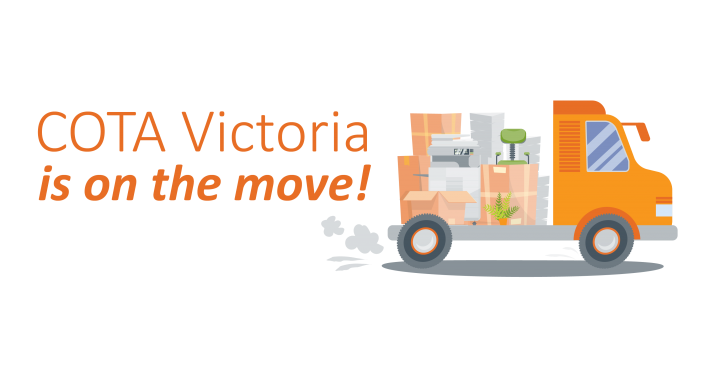 We're on the move preview image
