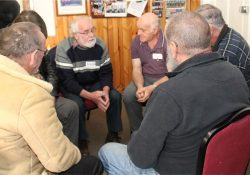 Inaugural Meeting of Bunyip OM:NI men's discussion group preview image
